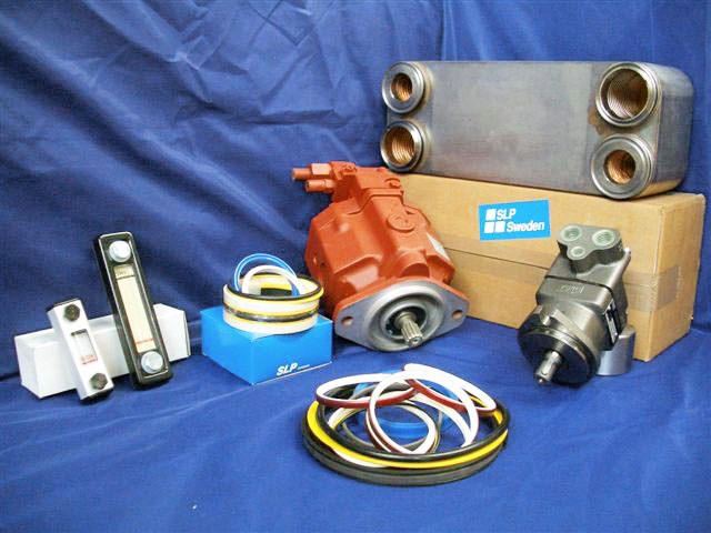 new slp  parts pumps, seals + more 10719 001
