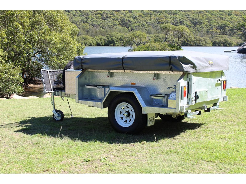 blue tongue camper trailers top quality camper trailer tent / canvas tent top / camper tent of single sunroom 444409 001