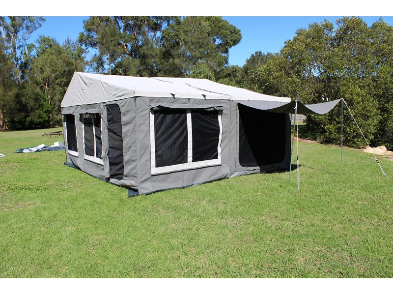 blue tongue camper trailers top quality camper trailer tent / canvas tent top / camper tent of single sunroom 444409 011