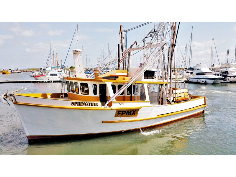 trawler timber 444592 001