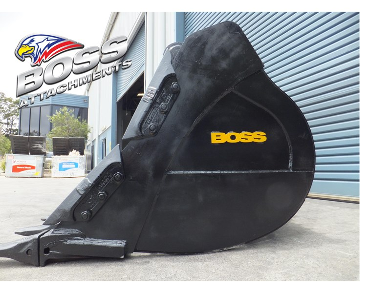 boss attachments boss heavy duty hd rock sieve buckets 20-110 tonne  - in stock 446773 003