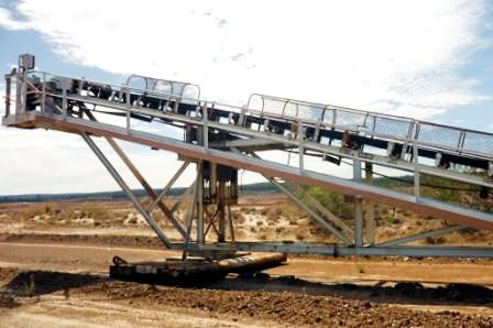 custom skid mounted stacker conveyor 29821 001