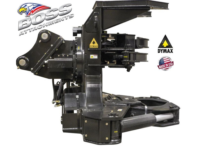 boss attachments dymax contractor series tree shear - in stock 447391 002