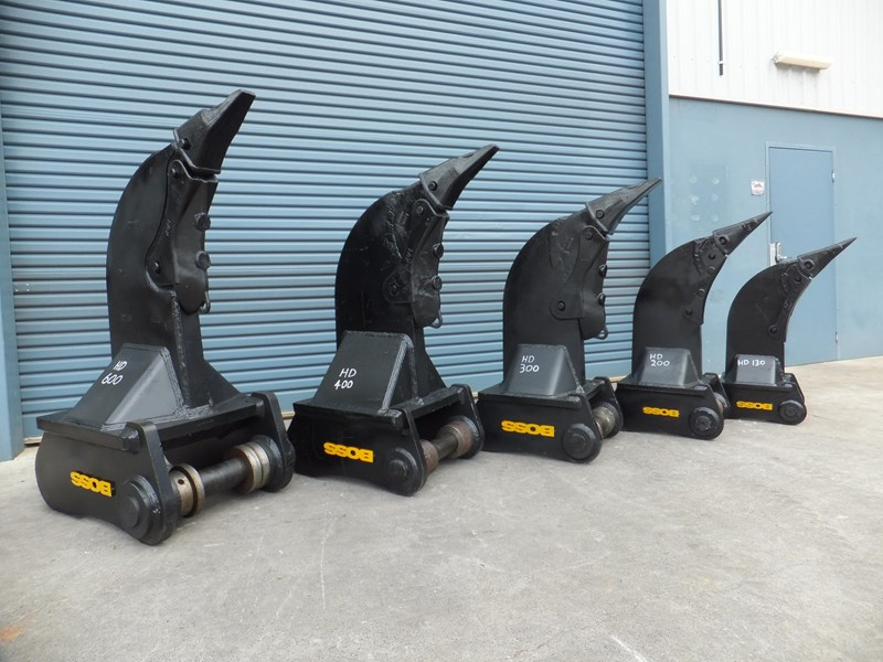 "boss attachments boss 13-60 tonne hd rippers ""in stock"" 447393 005"