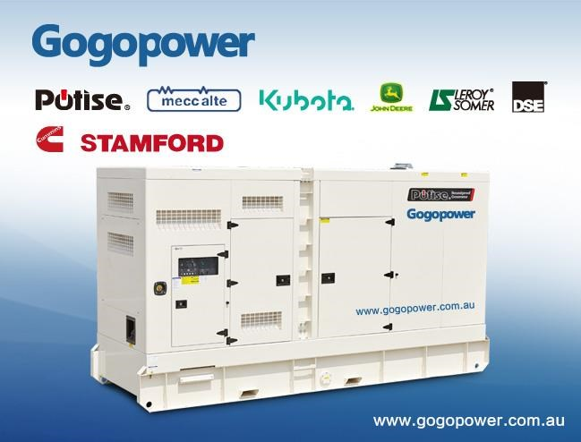 gogopower brand new ds450c5s-au cummins powered generator 450kva 433936 001
