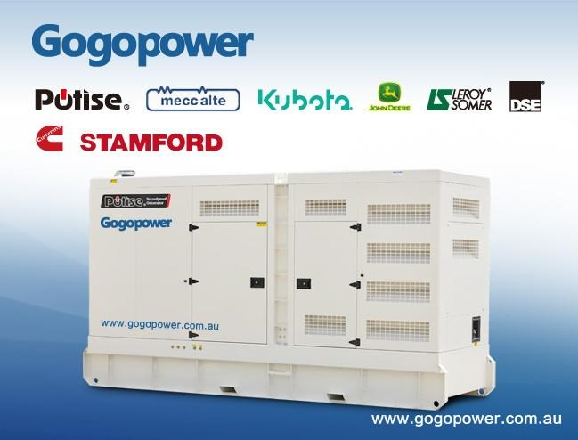 gogopower brand new dp450c5s-au cummins powered generator 450kva 433916 001