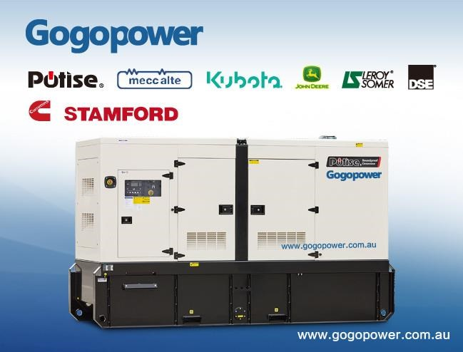 gogopower brand new dp375c5s-au cummins powered generator 375kva 433917 001