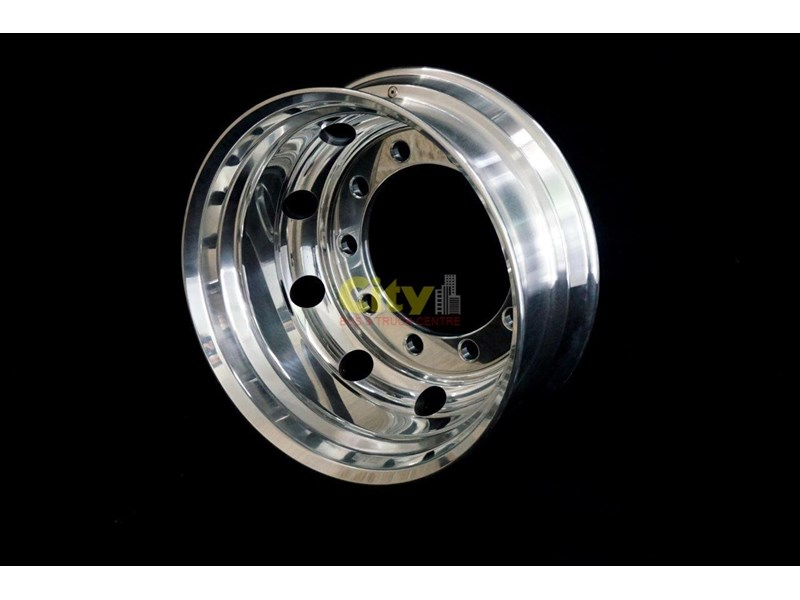 other 8.25x22.5 polished alloy rims 448574 003