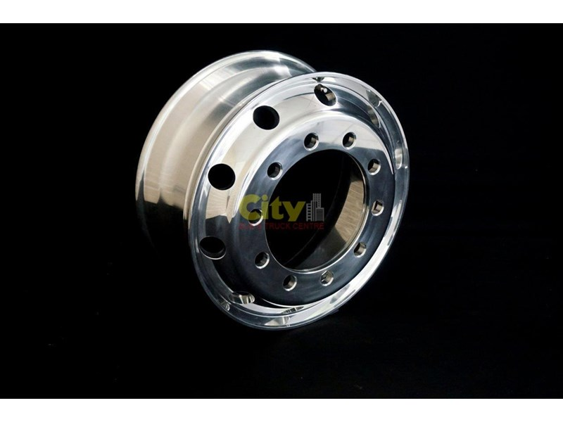 other 8.25x22.5 polished alloy rims 448574 005