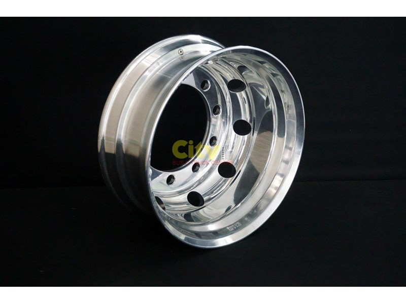 other 8.25x22.5 polished alloy rims 448574 001