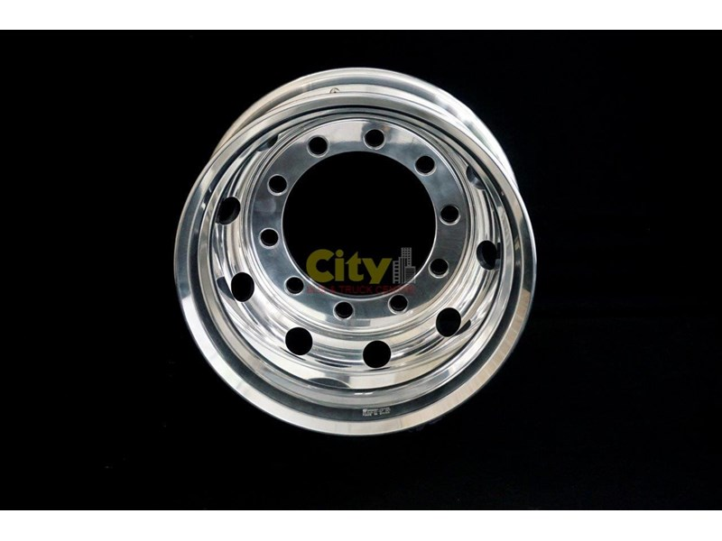 other 8.25x22.5 polished alloy rims 448574 002