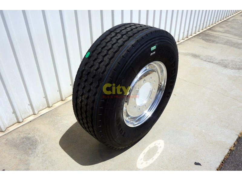 other 10/285 11.75x22.5 super single rim & tyre package 448576 004