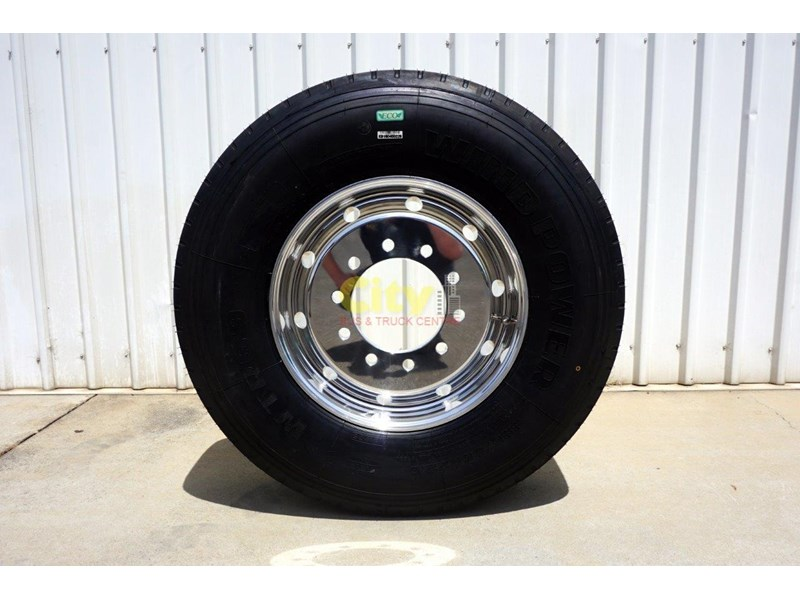 other 10/285 11.75x22.5 super single rim & tyre package 448576 006