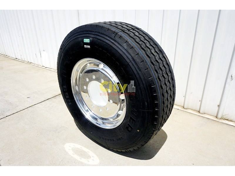 other 10/285 11.75x22.5 super single rim & tyre package 448576 001