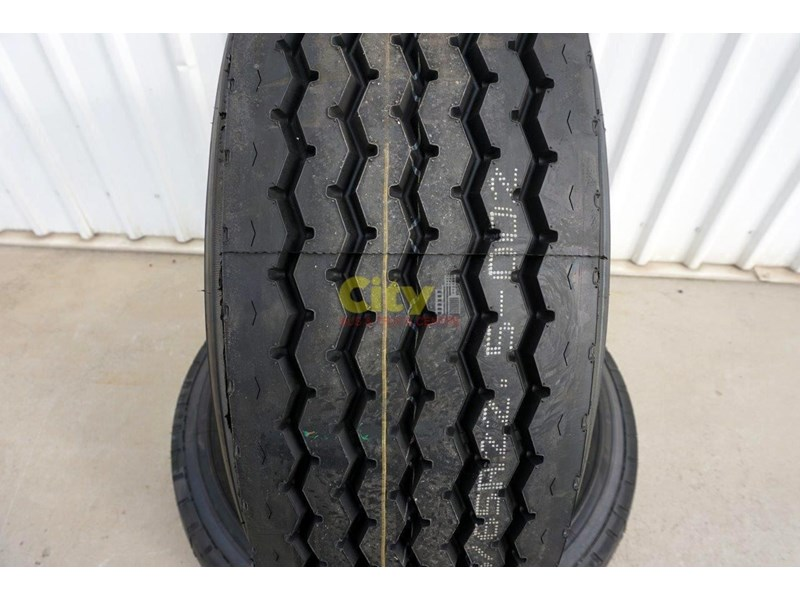 o'green 385/65r22.5 ag566 super single steer / trailer 448681 003
