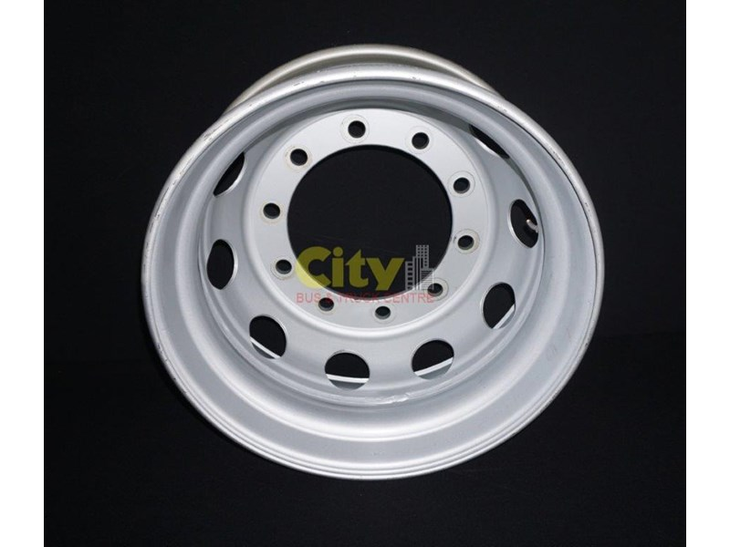 rims 10 stud steel take offs - suit euro & jap 303749 002