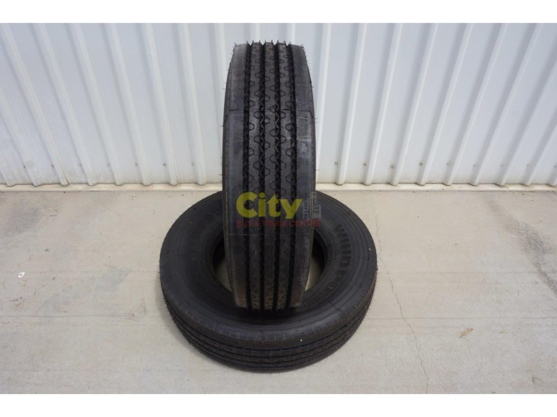windpower wsr36 - 295/80r22.5 steer tyre 450181 001