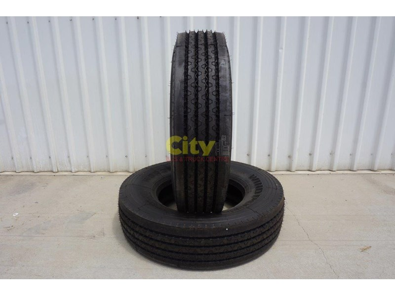 windpower wsr36 - 295/80r22.5 steer tyre 450181 003