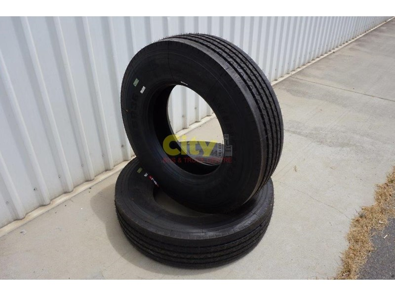 windpower wsr36 - 295/80r22.5 steer tyre 450181 004