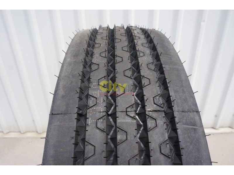 windpower wsr36 - 295/80r22.5 steer tyre 450181 002