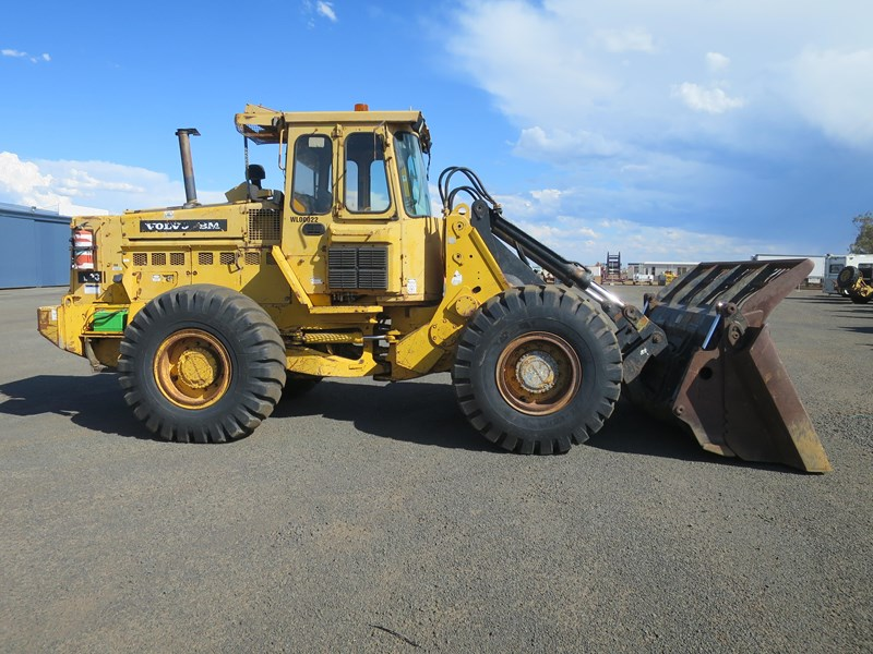 volvo l90 4wd wheel loader 424836 003