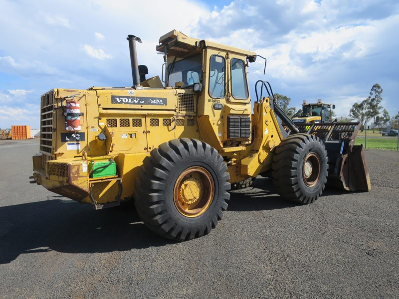 volvo l90 4wd wheel loader 424836 004