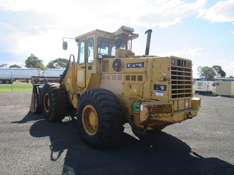 volvo l90 4wd wheel loader 424836 005