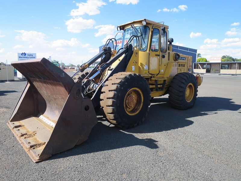 volvo l90 4wd wheel loader 424836 002