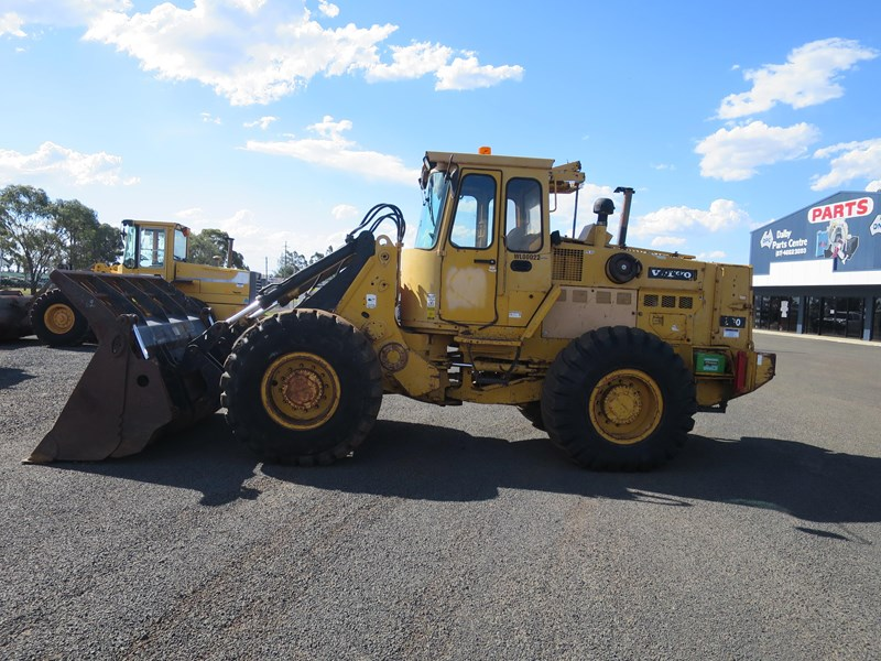volvo l90 4wd wheel loader 424836 006