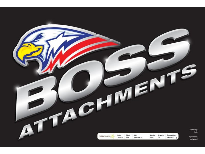 boss attachments boss 13-30 tonne rakes 450546 005