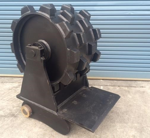 boss attachments 13-40 tonne compaction wheels 450757 002