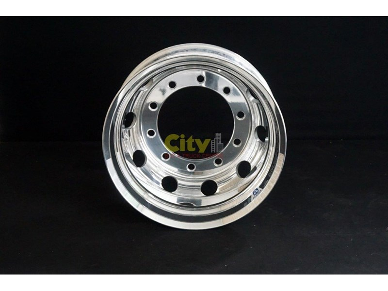 alcoa 10/335 8.25x22.5 polished alloy volvo only 451291 002