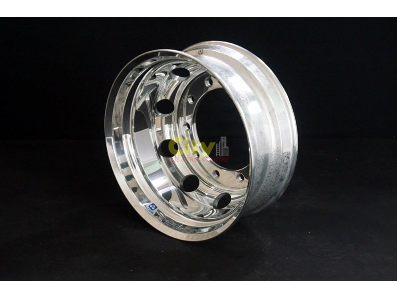 alcoa 10/335 8.25x22.5 polished alloy volvo only 451291 003