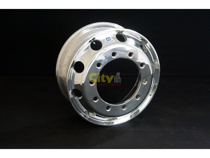alcoa 10/335 8.25x22.5 polished alloy volvo only 451291 004
