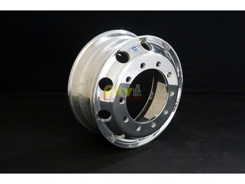 alcoa 10/335 8.25x22.5 polished alloy volvo only 451291 005