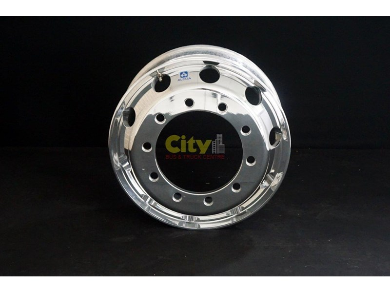 alcoa 10/335 8.25x22.5 polished alloy volvo only 451291 006