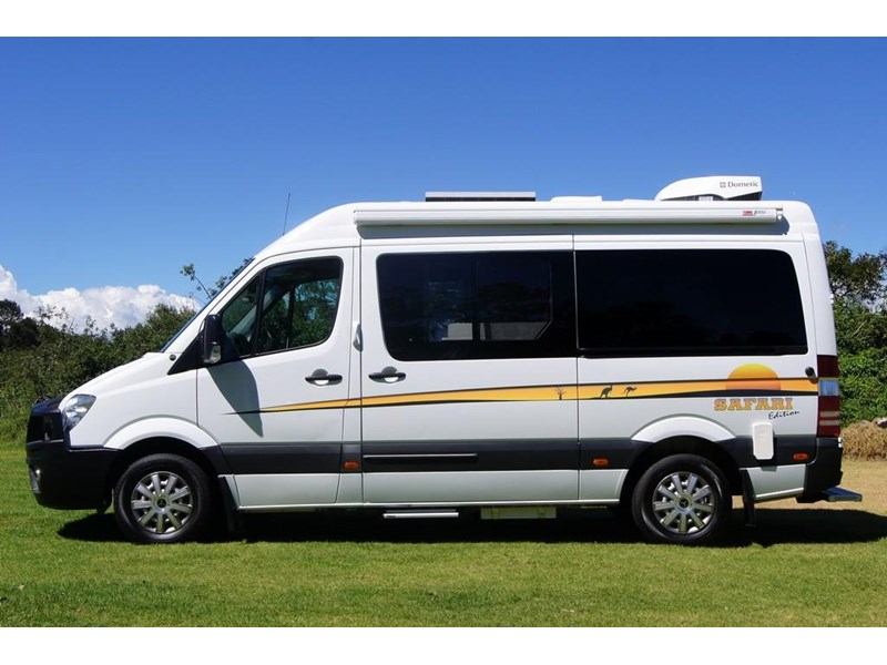 safari mercedes-benz sprinter motorhome 289154 002