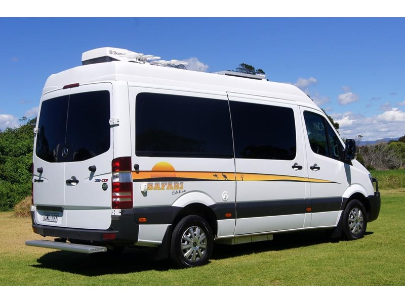 safari mercedes-benz sprinter motorhome 289154 004