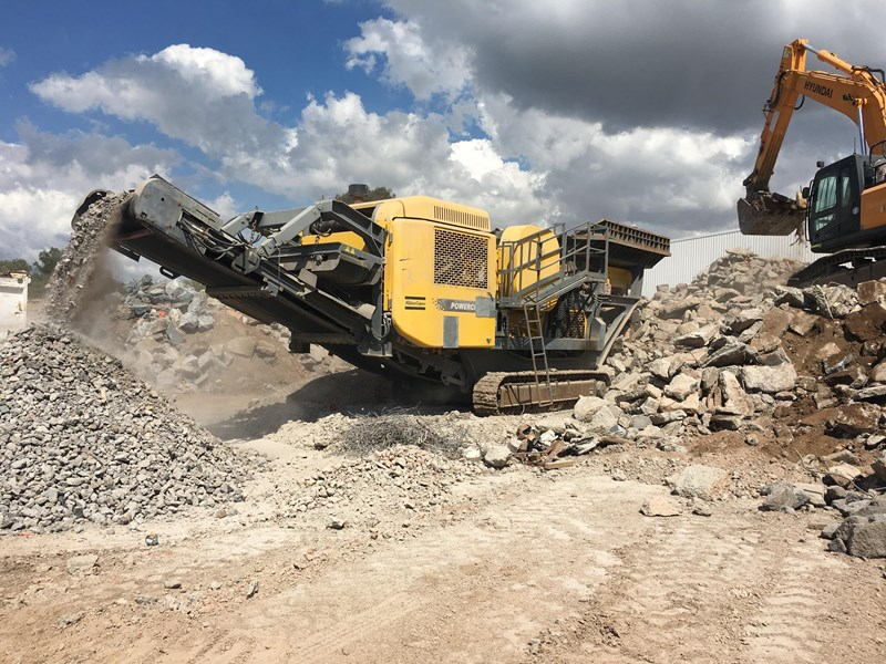 atlas copco p6 jaw crusher 453384 001