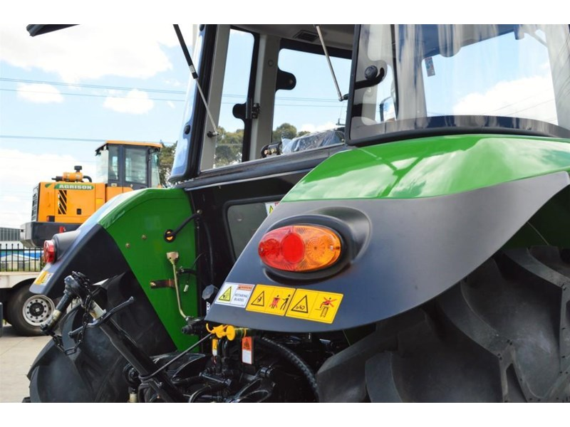 agrison 100hp cdf + 4 in 1 bucket + fel + tinted windows 455234 006