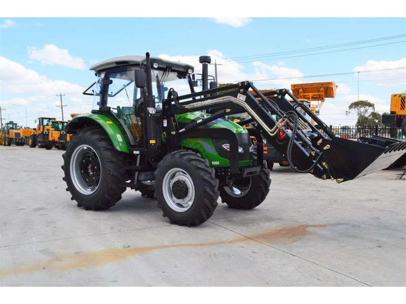 agrison 100hp cdf + 4 in 1 bucket + fel + tinted windows 455234 012