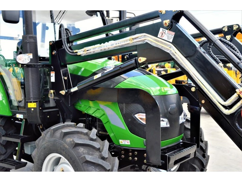 agrison 100hp cdf + 4 in 1 bucket + fel + tinted windows 455235 008