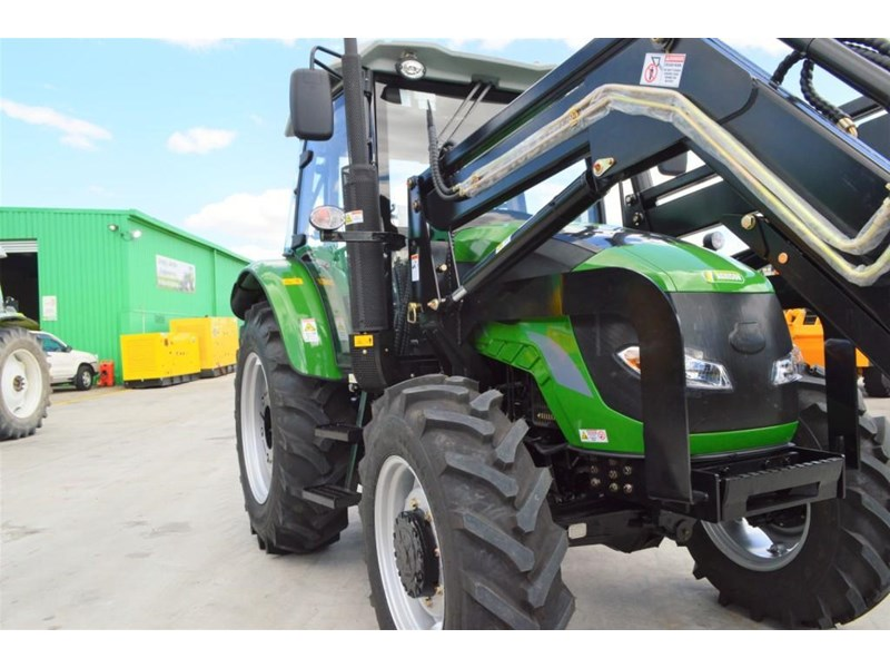 agrison 100hp cdf + 4 in 1 bucket + fel + tinted windows 455235 002