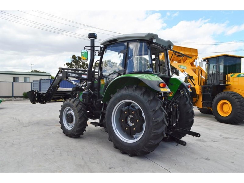 agrison 100hp cdf + 4 in 1 bucket + fel + tinted windows 455235 019