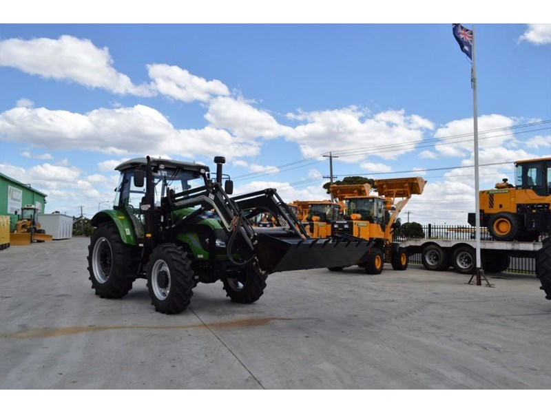 agrison 100hp cdf + 4 in 1 bucket + fel + tinted windows 455235 020