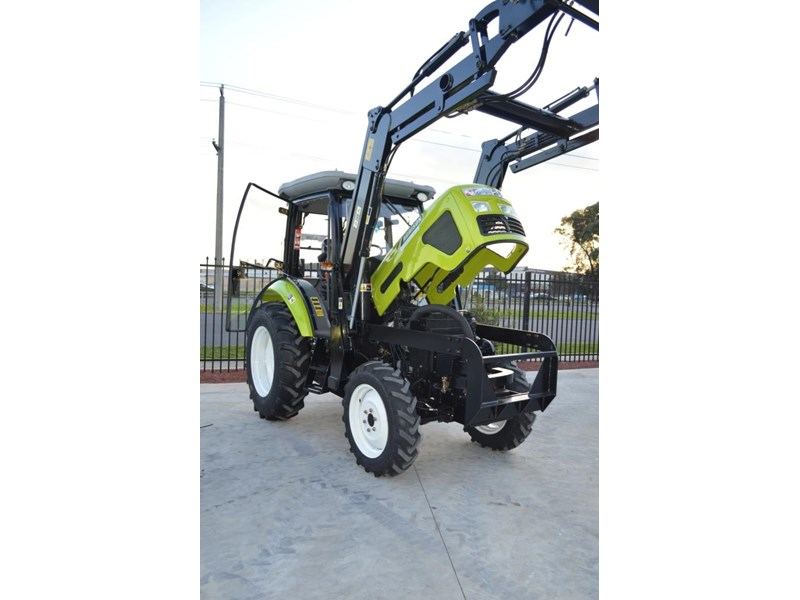 agrison agrison 60hp ultra g3 + turbo + aircon + 6ft slasher + tinted windows 129373 016