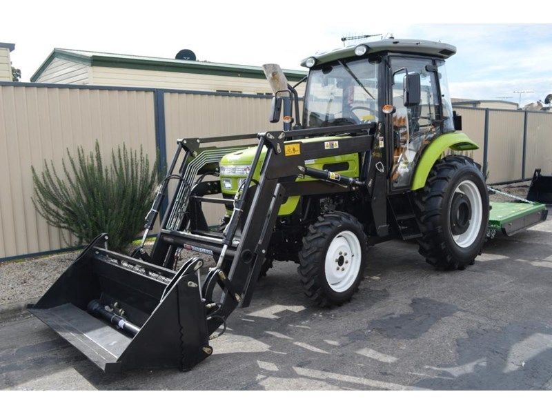 agrison agrison 60hp ultra g3 + turbo + aircon + 6ft slasher + tinted windows 129373 020