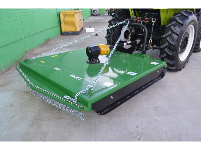 agrison agrison 60hp ultra g3 + turbo + aircon + 6ft slasher + tinted windows 129373 036