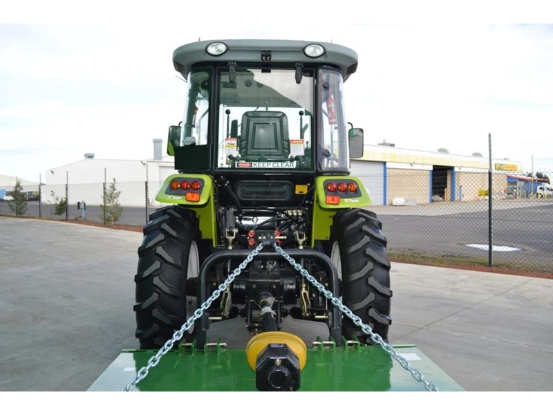 agrison agrison 60hp ultra g3 + turbo + aircon + 6ft slasher + tinted windows 129373 037