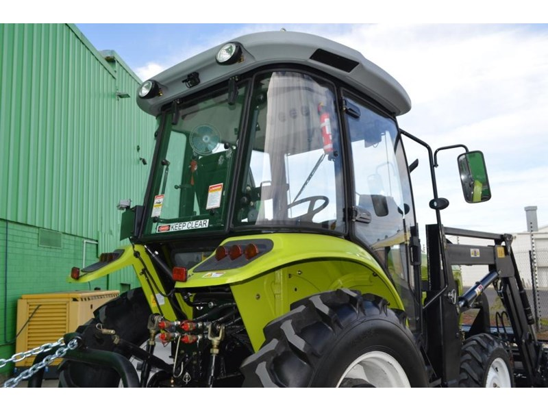 agrison agrison 60hp ultra g3 + turbo + aircon + 6ft slasher + tinted windows 129373 038